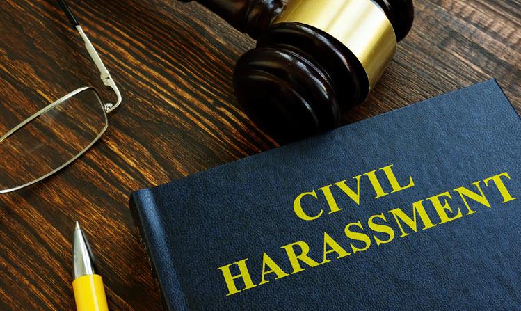 Civil Harassment Restraining Order - Castro Law Offices California